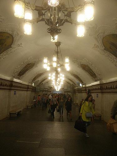 Moscow Metro 2015