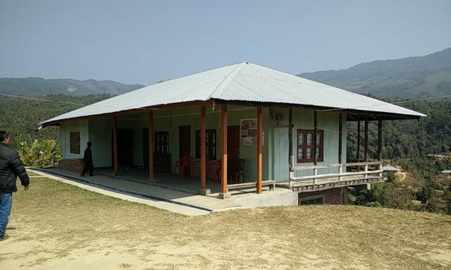 tamenglong-village-scene-pastor-house