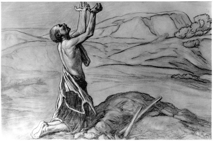 Brooklyn_Museum_-_Study_for_Prayer_for_Death_in_the_Desert_-_Elihu_Vedder