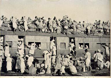 Naf- train to Pakistan