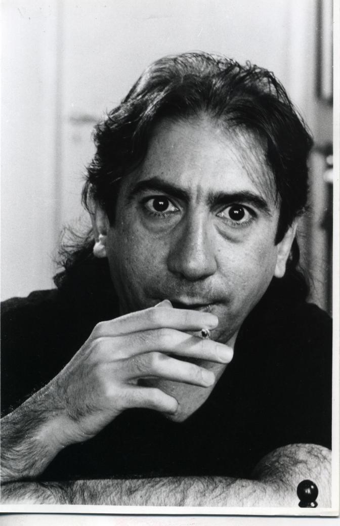 Nestor Perlongher-Argentina poet