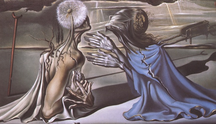 tristan-and-isolde-Salvador Dali