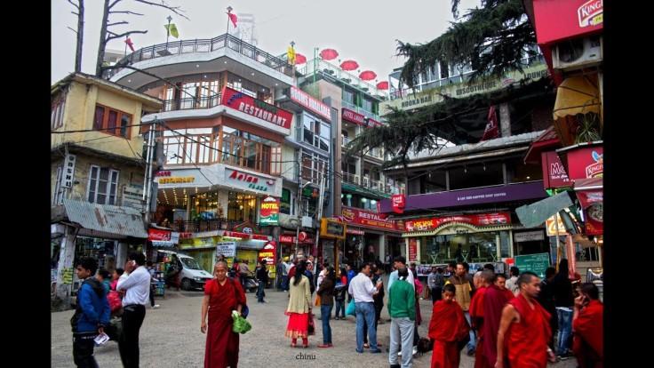 Tibetan in Dharamshala