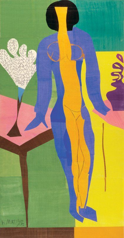 Henry Matisse -Julma