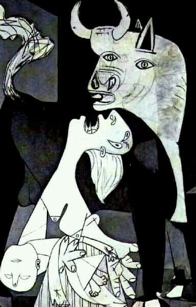 Guernica- Miyah poetry 3