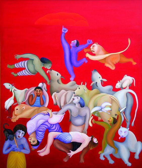 Manjit Bawa (Vietnam poem)3